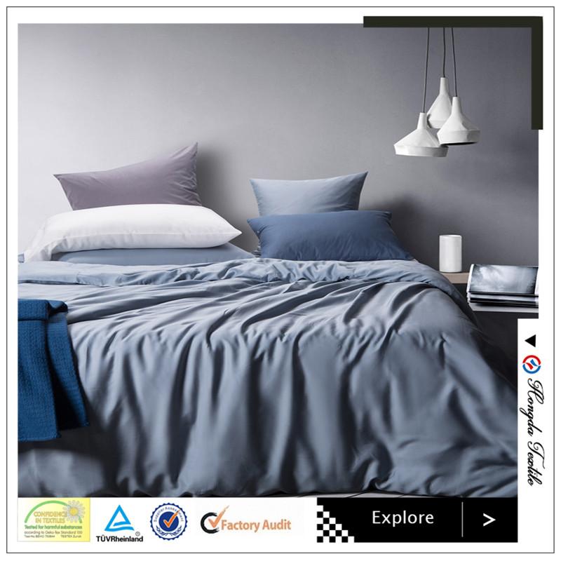 High Quality 100% Organic Bamboo Bed Linen/bamboo Bed Sheets Bamboo Sheets Shijiazhuang  Hongda Textile Co.,Ltd